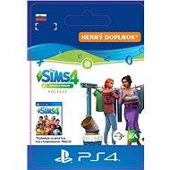 The Sims 4 Laundry Day Stuff - PS4 SK Digital - Herní doplněk