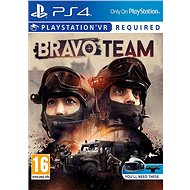 Bravo Team - PS4 SK Digital - Hra pro konzoli