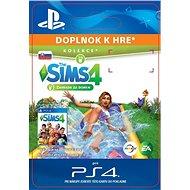 The Sims 4 Backyard Stuff - PS4 SK Digital - Herní doplněk