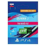 750 FIFA 19 Points Pack – PS4 SK Digital - Herný doplnok