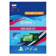 1050 FIFA 19 Points Pack - PS4 SK Digital - Herný doplnok