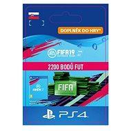 2200 FIFA 19 Points Pack - PS4 SK Digital - Herný doplnok