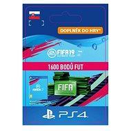1 600 FIFA 19 Points Pack – PS4 SK Digital - Herný doplnok