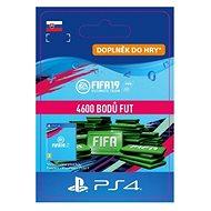 4600 FIFA 19 Points Pack - PS4 SK Digital - Herní doplněk