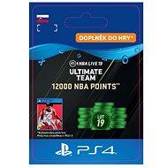 12000 NBA POINTS - PS4 SK Digital - Herní doplněk