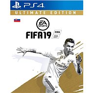 FIFA 19 Ultimate Edition - PS4 SK Digital - Hra pro konzoli
