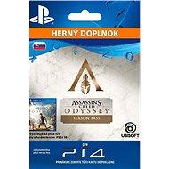 Assassin'sCreedOdyssey-Season pass - PS4 SK Digital - Herní doplněk