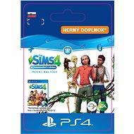 The Sims 4 Jungle Adventure - PS4 SK Digital - Herní doplněk