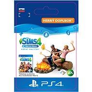 The Sims 4 Outdoor Retreat - PS4 SK Digital - Herní doplněk