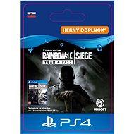 Tom Clancys Rainbow Six Siege - Year 4 Pass - PS4 SK Digital - Herní doplněk