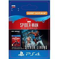 Marvels Spider-Man: Silver Lining– PS4 SK Digital - Herný doplnok