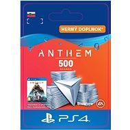 Anthem 500 Shards Pack – PS4 SK Digital - Herný doplnok