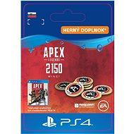 Apex Legends - 2000+150 Bonus Apex Coins- PS4 SK Digital - Herný doplnok