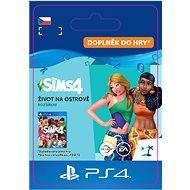 The Sims 4 Život na ostrove– PS4 SK Digital - Herný doplnok
