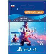 Battlefield V: Deluxe Edition Upgrade – PS4 SK Digital