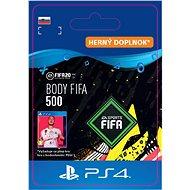 FIFA 20 ULTIMATE TEAM™ 500 POINTS - PS4 SK Digital - Herný doplnok