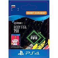 FIFA 20 ULTIMATE TEAM™ 750 POINTS - PS4 SK Digital - Herný doplnok