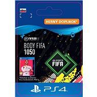 FIFA 20 ULTIMATE TEAM™ 1050 POINTS - PS4 SK Digital - Herný doplnok