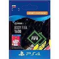 FIFA 20 ULTIMATE TEAM™ 1600 POINTS - PS4 SK Digital - Herný doplnok