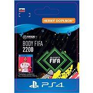 FIFA 20 ULTIMATE TEAM™ 2200 POINTS - PS4 SK Digital - Herný doplnok