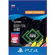 FIFA 20 ULTIMATE TEAM™ 4600 POINTS - PS4 SK Digital - Herný doplnok