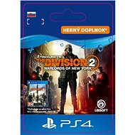 Tom Clancy's The Division 2: Warlords of New York Expansion - PS4 SK Digital