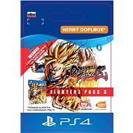 Dragon Ball Fighterz – FighterZ Pass 3 – PS4 SK Digital