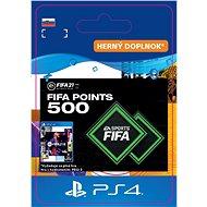 FIFA 21 ULTIMATE TEAM 500 POINTS – PS4 SK Digital - Herný doplnok