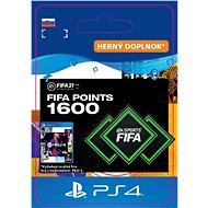 FIFA 21 ULTIMATE TEAM 1600 POINTS – PS4 SK Digital - Herný doplnok