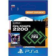 FIFA 21 ULTIMATE TEAM 2200 POINTS – PS4 SK Digital - Herný doplnok