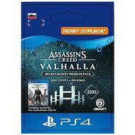 Assassins Creed Valhalla: 2300 Helix Credits Pack – PS4 SK Digital