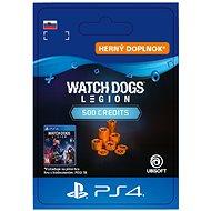 Watch Dogs Legion 500 WD Credits – PS4 SK Digital