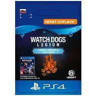 Watch Dogs Legion 1,100 WD Credits – PS4 SK Digital
