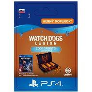 Watch Dogs Legion 2,500 WD Credits – PS4 SK Digital