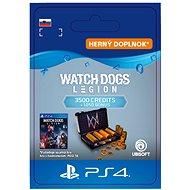 Watch Dogs Legion 4,550 WD Credits – PS4 SK Digital
