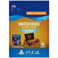 Watch Dogs Legion 7,250 WD Credits – PS4 SK Digital