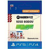 Madden NFL 22: 1050 Madden Points - PS4 SK DIGITAL