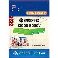 Madden NFL 22: 12000 Madden Points – PS4 SK DIGITAL
