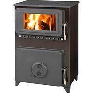 Thorma FILEX-H-glass, Black, 5kW - Wood Stove