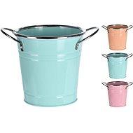 M. A. T. decorative pot 13cm sheet mix of colours