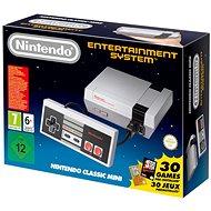 Nintendo Classic Mini – Nintendo Entertainment System (NES) - Herná konzola