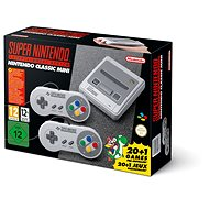 Nintendo Classic Mini - Super Nintendo Entertainment System ( SNES ) - Herná konzola