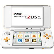 New Nintendo 2DS XL White & Orange - Herná konzola