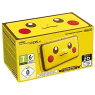 Nintendo NEW 2DS XL Pikachu Edition - Herná konzola