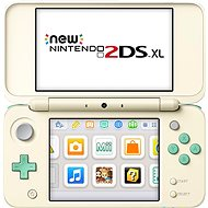 Nintendo NEW 2DS XL Animal Crossing Edition - Herná konzola