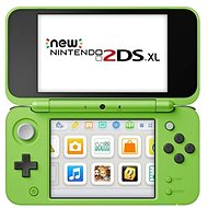 Nintendo NEW 2DS XL Minecraft – Creeper Edition - Herná konzola