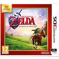 The Legend of Zelda: Ocarina of Time 3D - Nintendo 3DS - Hra na konzolu