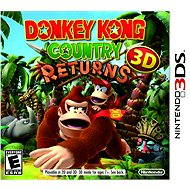 Donkey Kong Country Returns 3D – Nintendo 3DS - Hra pre konzolu