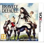 Bravely Default – Nintendo 3DS - Hra na konzolu