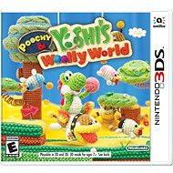 Pooch & Yoshi's Woolly World - Nintendo 3DS - Hra pre konzolu